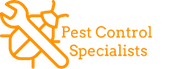 pest control specialists logo